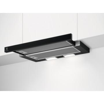 Vestavné spotřebiče - Electrolux LFP316FB výsuvný odsavač, černá