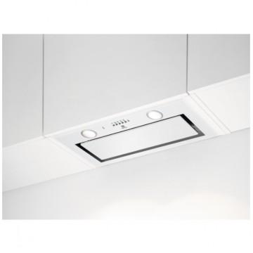 Vestavné spotřebiče - Electrolux LFG716W vestavný odsavač, Hob2Hood, bílá, 54 cm