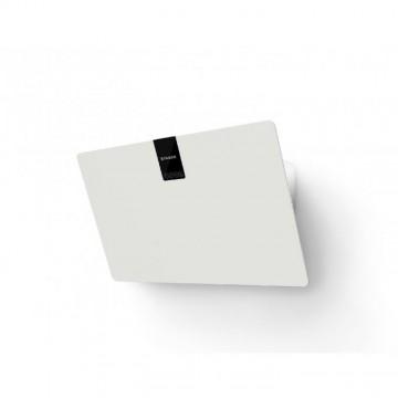 Vestavné spotřebiče - Faber SOFT EDGE BIANCO KOS A80  - komínový odsavač, bílá / FENIX NTM bílá mat, šířka 80cm