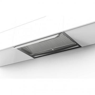 Vestavné spotřebiče - Faber IN-NOVA ZERO DRIP X/WH A60  - vestavný odsavač, nerez / bílé sklo, šířka 60cm