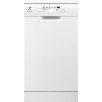 Volně stojící spotřebiče - Electrolux ESA22100SW volně stojící myčka nádobí, 45 cm