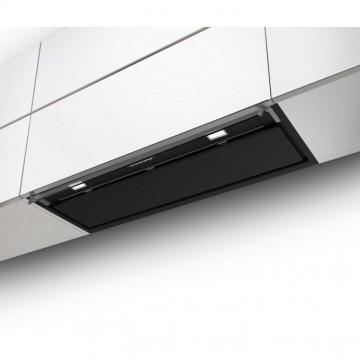 Vestavné spotřebiče - Faber IN-NOVA PREMIUM BK MATT A120  - vestavný odsavač, černá mat, šířka 120cm