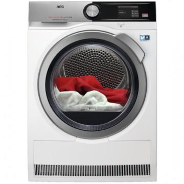 Volně stojící spotřebiče - AEG T8DEA68S sušička prádla