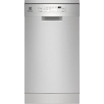 Volně stojící spotřebiče - Electrolux ESM64320SX volně stojící myčka nádobí, 45 cm