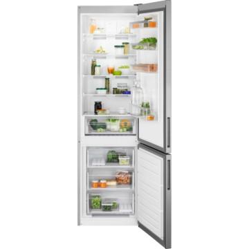 Volně stojící spotřebiče - Electrolux LNT5MF36U0 volně stojící kombinovaná chladnička