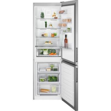 Volně stojící spotřebiče - Electrolux LNC7ME32X2 volně stojící kombinovaná chladnička