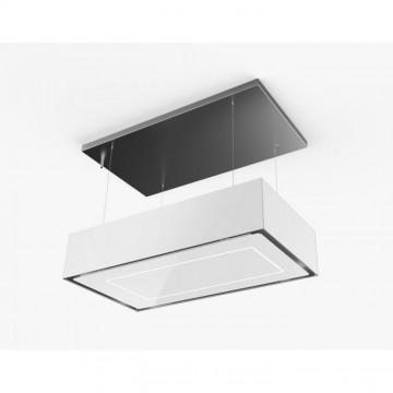 Vestavné spotřebiče - Faber SKYLIFT WH F110  - stropní odsavač, bílé sklo, šířka 110cm