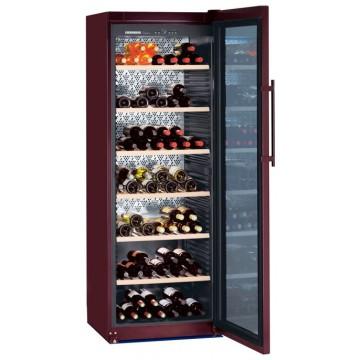 Volně stojící spotřebiče - Liebherr WKt 5552 GrandCru, volněstojící vinotéka, hnědá