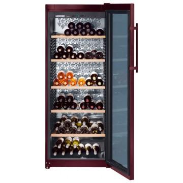 Volně stojící spotřebiče - Liebherr WKt 4552 GrandCru,volněstojící vinotéka, hnědá