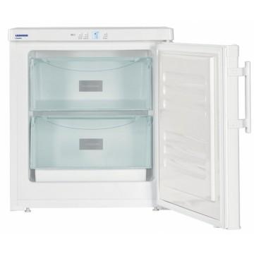 Volně stojící spotřebiče - Liebherr GX 823 Comfort, bílá