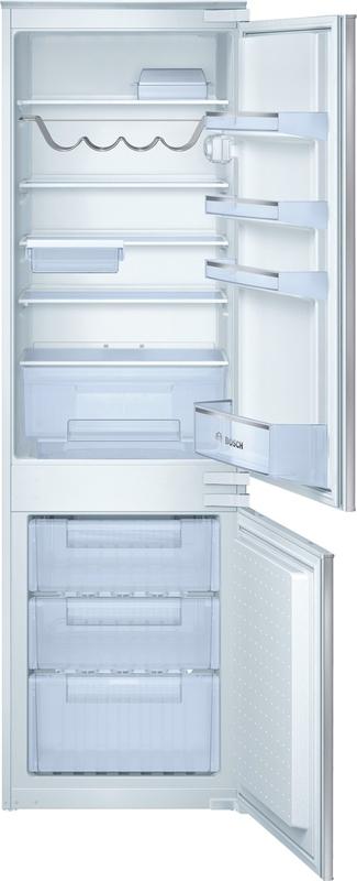 Bosch KIV34X20 vestavná kombinace chladnička/mraznička