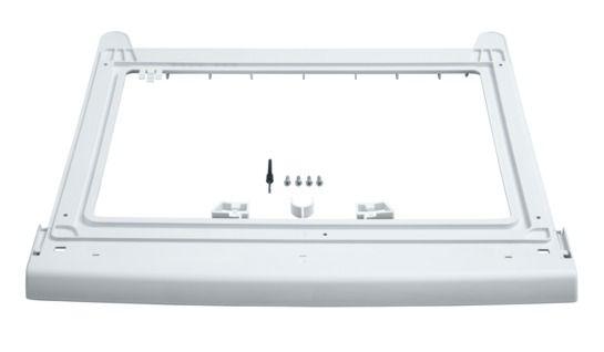 Siemens WZ11410 spojovací sada pračka/sušička bez výsuvu pro WM..Y/WT..Y a nové sušičky WT..W