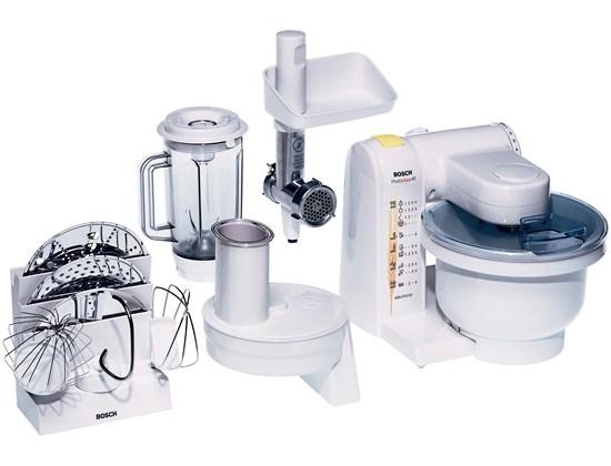 Bosch MUM4655EU kuchyňský robot - Vítěz testu
