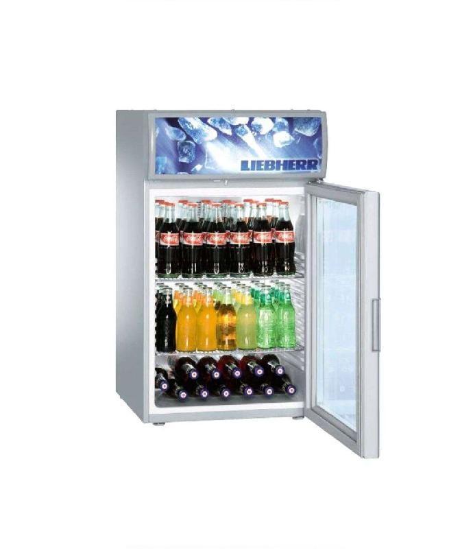 Liebherr BCDv 1003 obsah 85 l, LED osvětlení, stříbrná + Akce 5 let záruka zdarma