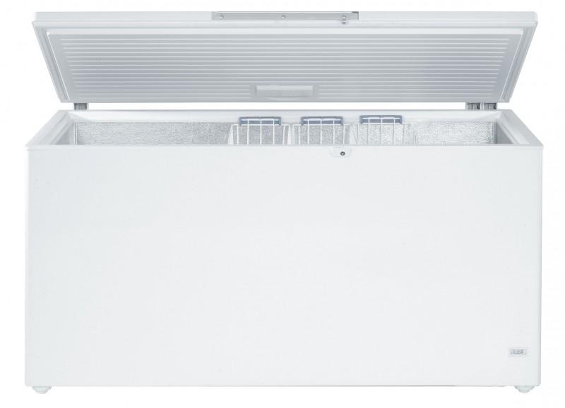 Liebherr GTL 6105 obsah 601 l, výklopné víko, zámek, 3 koše + Akce 5 let záruka zdarma