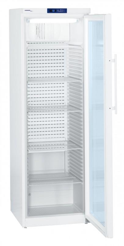 Liebherr MKv 3913 obsah 360 l, digitální ukazatel teploty, prosklené samozavírací dveře + Akce 5 let záruka zdarma