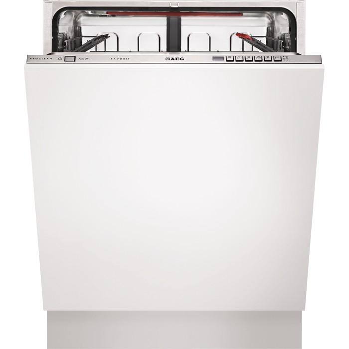 AEG F66602VI0P vestavná myčka nádobí