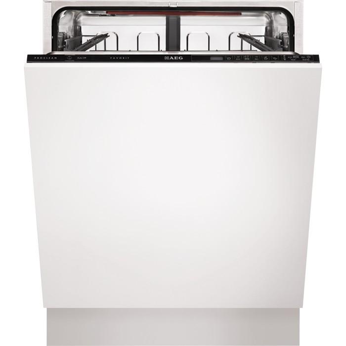 AEG F55602VI0P vestavná myčka nádobí