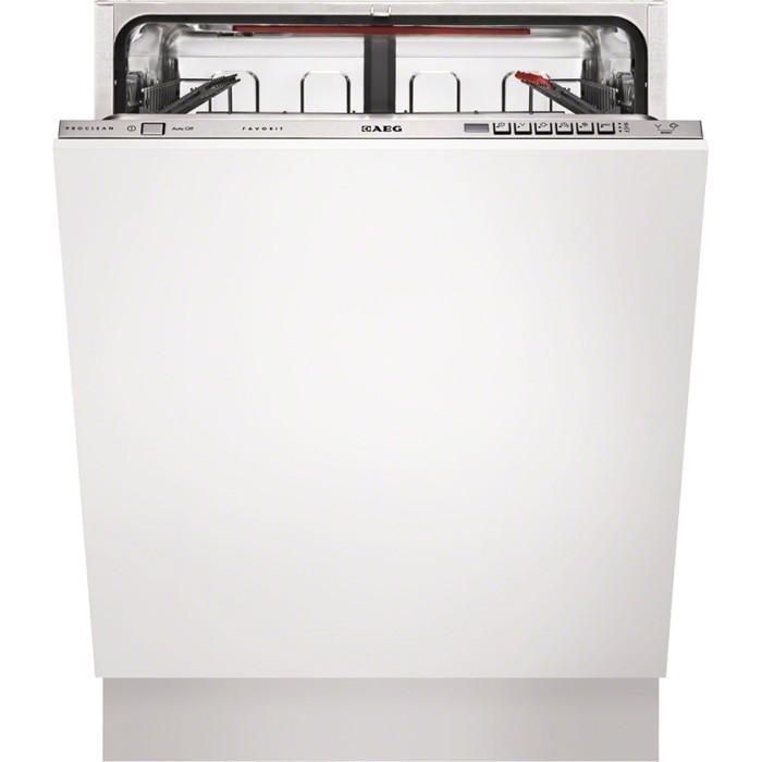 AEG F78600VI1P vestavná myčka nádobí