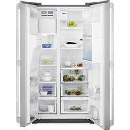 Electrolux EAL6142BOX americká lednice
