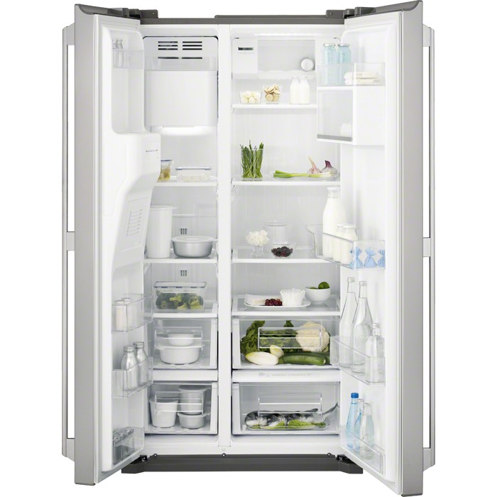 Electrolux EAL6140WOU americká lednice