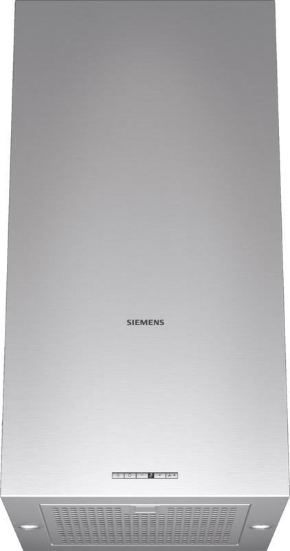 Siemens LF457CA60 nerez hranolový ostrůvkový odsavač 40 cm
