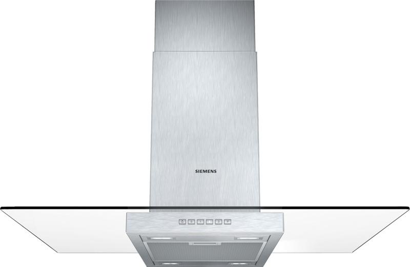 Siemens LF97GA532 nerez ostrůvkový odsavač par, 90 cm + dárek Bosch MMR15A1 univerzální sekáček bílá / antracit zdarma