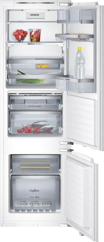 Siemens KI39FP60, noFrost vestavná chladnička/mraznička vitaFresh