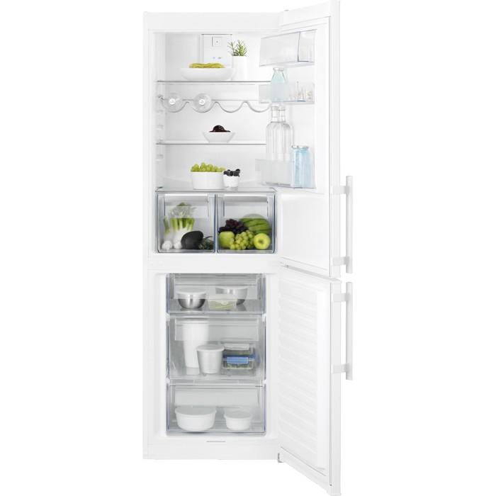 Electrolux EN3611OOW volně stojící kombinovaná chladnička