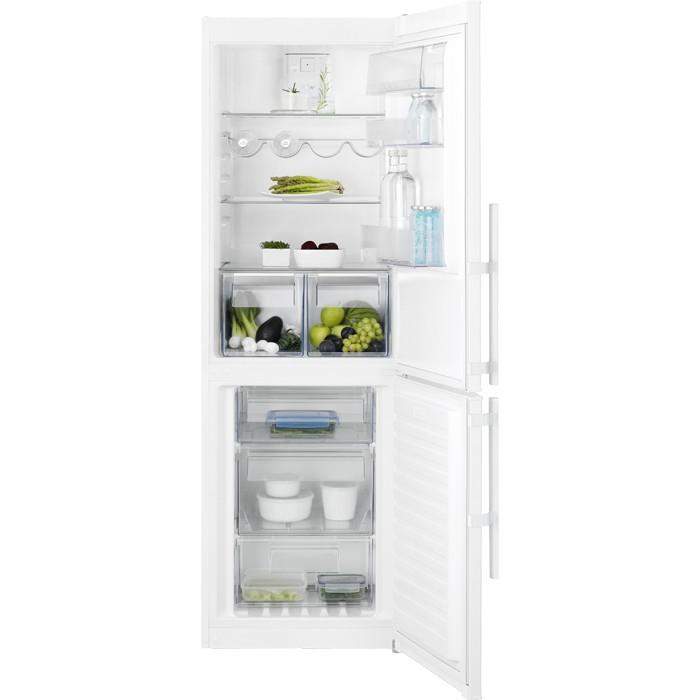 Electrolux EN3453OOW volně stojící kombinovaná chladnička