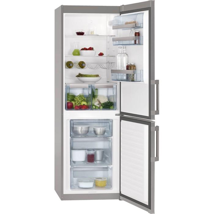 AEG S53630CSX2 volně stojící kombinovaná chladnička