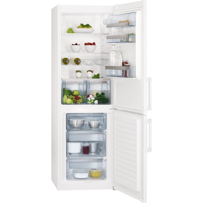 AEG S53630CSW2 volně stojící kombinovaná chladnička