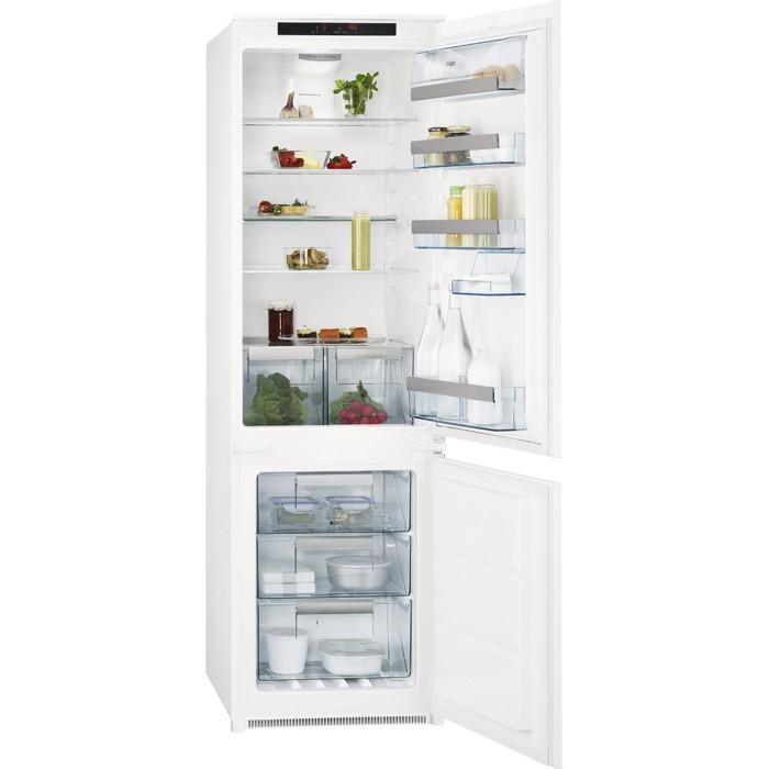 AEG SCT81800S1 vestavná kombinovaná chladnička