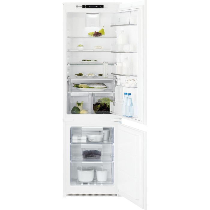 Electrolux ENN2854COW vestavná kombinovaná chladnička
