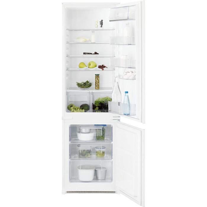 Electrolux ENN2801BOW vestavná kombinovaná chladnička