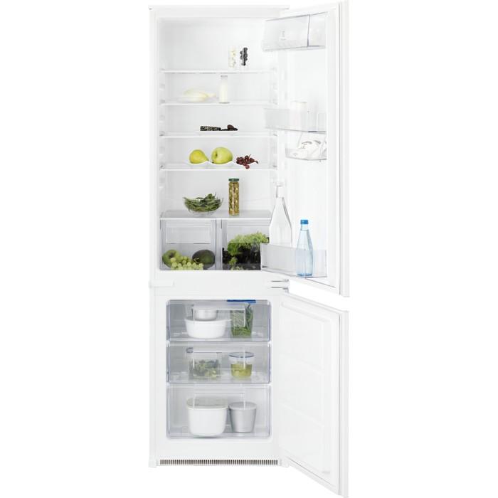 Electrolux ENN2800AJW vestavná kombinovaná chladnička