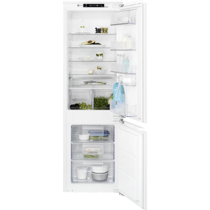 Electrolux ENG2804AOW vestavná kombinovaná chladnička