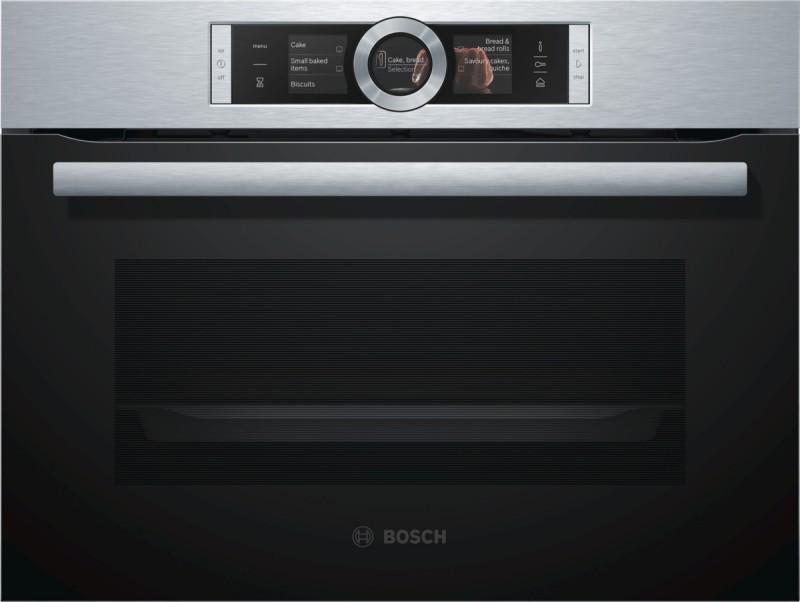 Bosch CSG656RS1 kompaktní parní trouba, nerez