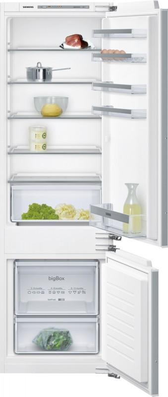 Siemens KI87VVF30 coolEfficiency vestavná chladnička/mraznička