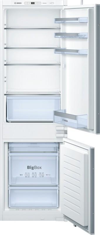 Bosch KIN86VS30 vestavná kombinace chladnička/mraznička,SmartCool, NoFrost