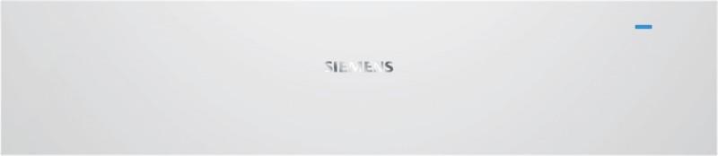 Siemens BI630CNW1 ohřevná zásuvka bílá