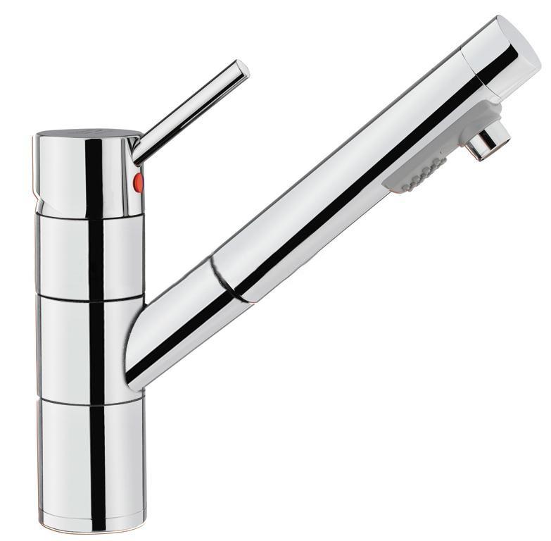 Sinks Sinks MIX 4000 PLUS S lesklá - Záruka 5 let