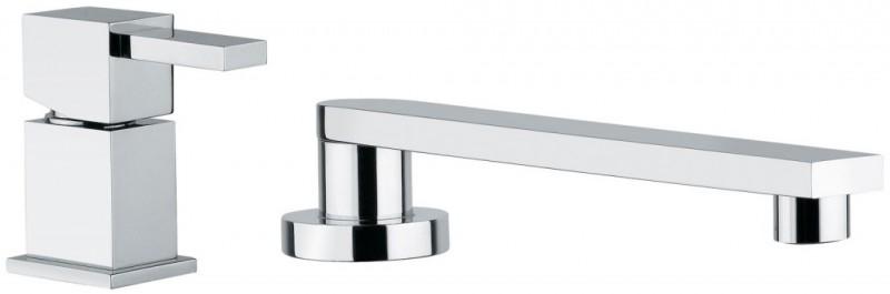 Sinks Sinks BOX EDGE W lesklá
