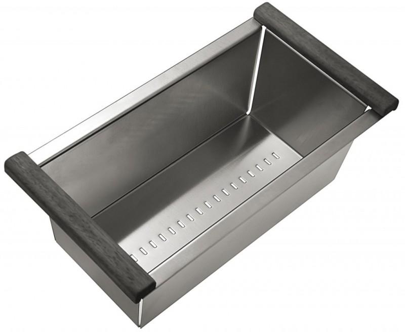 Sinks Sinks cedník 330x170mm nerez