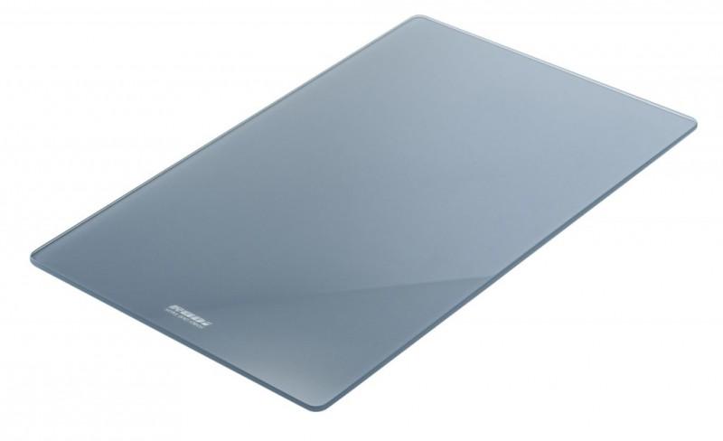 Sinks Sinks přípravná deska - sklo stříbrné