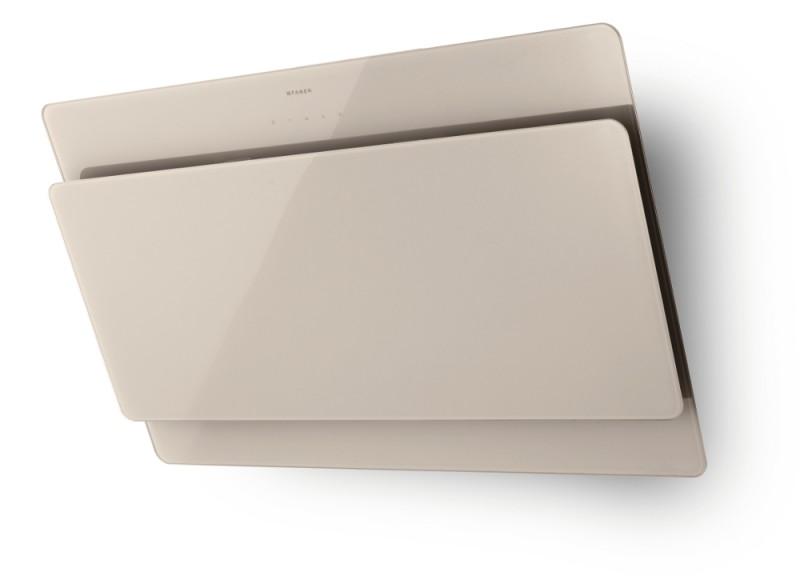 Faber COCKTAIL EG8 ALMOND A80 nerez / mandlové sklo + Akce 5 let záruka zdarma