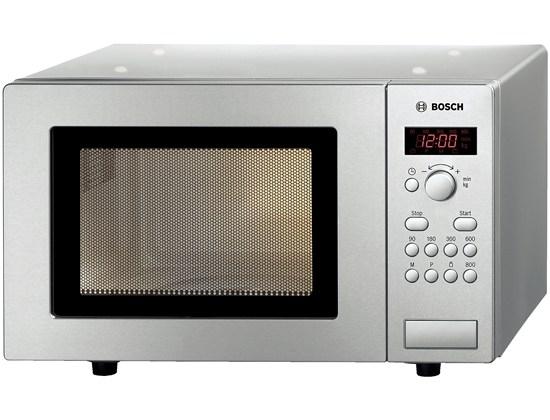 Bosch HMT75M451 nerez mikrovlnná trouba
