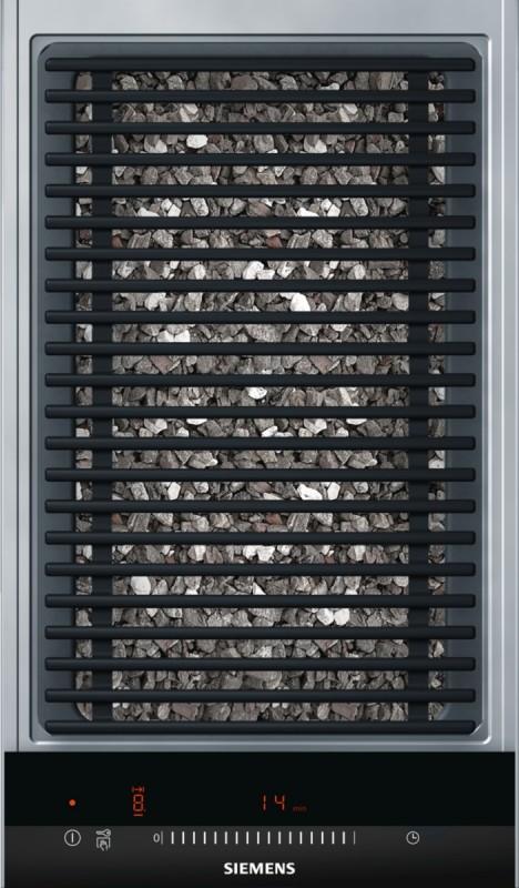 Siemens ET375FUB1E lávový gril, 30 cm