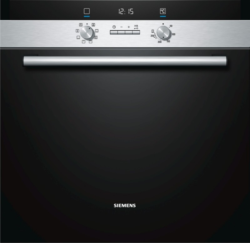 Siemens HB23GB555 vestavná pečící trouba, nerez