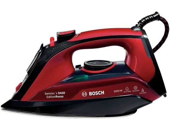 Bosch TDA503011P napařovací žehlička Sensixx'x DA50 EditionRosso